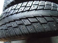 Michelin Ivalo I2. Зимние, шипованные, износ: 5%, 2 шт