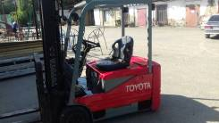 Toyota 5FBE18. ЭлектроКара, 1 800 кг.