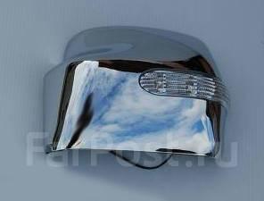 Накладка на зеркало. Suzuki Jimny, JB23W, JB43 Двигатели: K6A, M13A. Под заказ