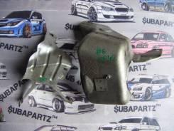 Кожух турбины. Subaru Legacy B4, BL5 Subaru Legacy, BL5, BP9, BL9, BP5 Subaru Impreza, GH8 Двигатели: EJ20X, EJ20Y, EJ255