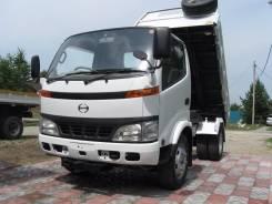 Hino Dutro. Продаётся самосвал HINO Dutro 4 т, 5 300 куб. см., 4 000 кг.
