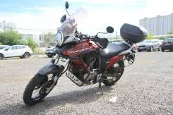Honda Transalp. 700 куб. см., исправен, птс, с пробегом