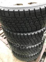 Goodyear Ice Navi 6. Зимние, без шипов, износ: 5%, 4 шт