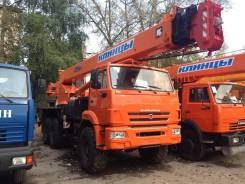 Клинцы КС-55713-5К-3. Продаётся Автокран Клинцы КС 55713 5К-3, 10 000 куб. см., 25 000 кг., 28 м.