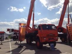 Клинцы КС-65719-5К. Продаётся Автокран Клинцы КС 65719 -5К, 10 000 куб. см., 40 000 кг., 34 м.