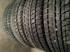 Dunlop SP Winter ICE 01. Зимние, шипованные, износ: 10%, 4 шт