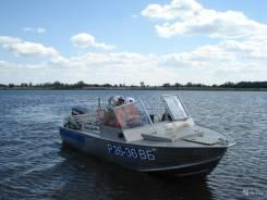Wellboat. Год: 2011 год, длина 4,60м., двигатель подвесной, 55,00л.с., бензин