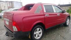 SsangYong Actyon Sports. автомат, 4wd, 2.0, дизель