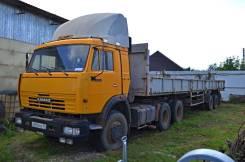 Камаз 54115. -15, 2007г., 10 850 куб. см., 20 100 кг.