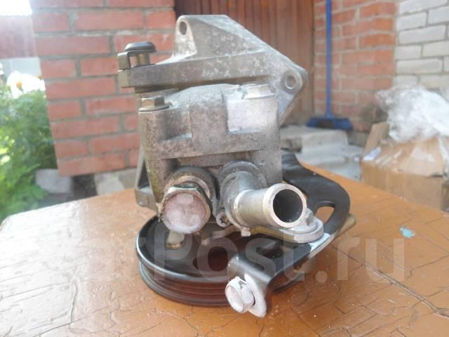 Гидроусилитель руля. Nissan Sunny, B15, FB15, FNB15 Nissan Almera, N16, N16E Двигатели: QG13DE, QG15DE, QG18DE, YD22DDT
