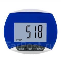Шагомер электронный (шаги, расстояние, калории)