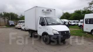 """ГАЗ Газель Бизнес. Рефрижераторный фургон на шасси ГАЗ-3302 """"ГАЗель Бизнес"""", 2 690 куб. см., 1 500 кг."""