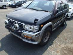 Nissan Terrano. автомат, 4wd, 3.2 (150л.с.), дизель, 135 000тыс. км, б/п, нет птс. Под заказ