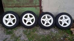 Продам колёса липучка 185/65/R15 на литье 4*114.3. x15 4x114.30