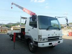 Mitsubishi Fuso Fighter. Mitsubishi FUSO Fighter 8 тонн, 8 200 куб. см., 8 000 кг. Под заказ