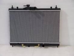Радиатор охлаждения двигателя. Nissan Tiida, C11, JC11, C11X Nissan Bluebird Sylphy, KG11, NG11 Nissan Wingroad, JY12, Y12 Nissan Tiida Latio, SC11, S...