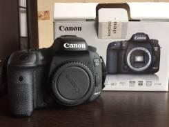 Canon EOS 7D Mark II Body. 20 и более Мп, зум: без зума