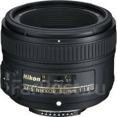 Продам объектив AF Nikkor 50 mm. диаметр фильтра 52 мм