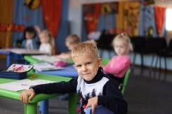 Детский развивающий центр BE Happy. Подготовка к школе.