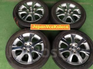 205/55R16 Yokohama на литые Toyota (16517R). 6.0x16 5x114.30 ET50