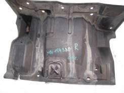 Защита бампера. Mitsubishi Outlander, CW5W Двигатель 4B12