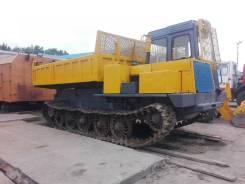 АТЗ ТТ-4. Трелевочный трактор тт-4, 4 750 куб. см.