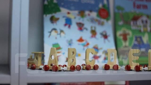 Английский для дошколят. English ART-new. Международный центр ABC-мир.