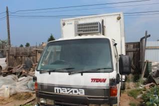 Mazda Titan. Продам грузовой рефрижератор , 4 570 куб. см., 2 800 кг.