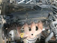 Двигатель в сборе. Hyundai Getz