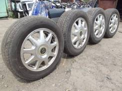 Комплект колес с юбилейной Toyota Cresta JZX100. x15