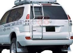 Лестница. Toyota Land Cruiser Prado, GRJ120W, KDJ120, VZJ125W, GRJ125W, TRJ125W, KDJ125W, KDJ121W, TRJ120W, VZJ121W, RZJ120W, GRJ120, RZJ125W, GRJ121W...