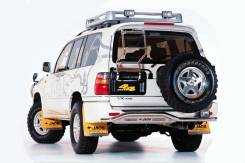 Лестница. Toyota Land Cruiser, J100, UZJ100L, HZJ71, HZJ74K, HZJ71V, HDJ100L, HDJ100, FZJ105, HZJ105L, HZJ76K, HZJ76L, HZJ74, HZJ76, HZJ74V, UZJ100W...