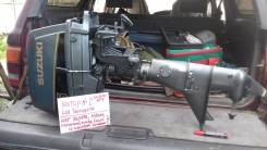Suzuki. 5,00л.с., 2-тактный, бензиновый, нога S (381 мм), Год: 1996 год