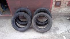 Dunlop SP Winter Sport. Зимние, без шипов, 2011 год, износ: 50%, 4 шт