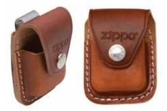 Оригинальный Чехол Zippo lpcb Made in USA Натуральная Кожа