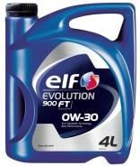 Масло моторное синтетическое 4л - evolution ft 0w30 a3/b4, sl/cf, vw 502.00/505.00, renault rn0700, bmw ll-01, mb 229.5 ELF
