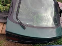 Дверь багажника. Renault Laguna Двигатели: L7X, F9Q, F4R, Z7X, G8T, F3P, K4M, F4P, F3R, N7Q