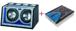 Сабвуфер Mac + Усилитель PowerAcoustic