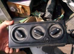 Регулятор отопителя. Renault Laguna Двигатели: L7X, F9Q, F4R, Z7X, F3P, G8T, F4P, K4M, N7Q, F3R