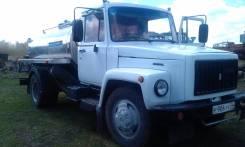 ГАЗ 3309. Продается автоцистерна в отличном состоянии, 4 750 куб. см., 4,90куб. м.
