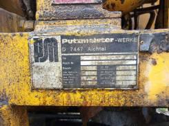 Putzmeister. Продается бетононасос - Werke D 7447 Aichtal