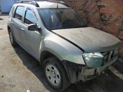 Renault Duster. HSA, K4M606