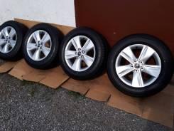 Новый комп ЛЕТО оригинальных колес Toyota R17+ Yokohama 225/65/17 2017