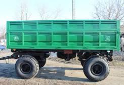 2ПТС-6,5. Прицеп тракторный самосвальный 2ПТС - 6,5, 6 500 кг.