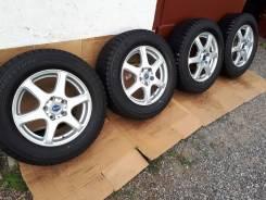 Готовый комплект новых зимних колес Feid+шины Bridgestone 215/65/16. 6.5x16 5x114.30 ET54 ЦО 73,1мм.