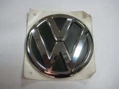 Эмблема багажника. Volkswagen Passat, 362, 365, B7 Volkswagen Golf, 521, 5M1 Volkswagen Golf Plus Двигатели: BLS, BMP, BMR, BUZ, BWS, AZV, BAG, BCA, B...