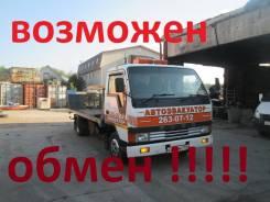 Mitsubishi Canter. Продам эвакуатор Mitsubishi canter, 3 500 куб. см., 3 500 кг.