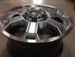 "Storm Wheels. 8.0x17"", 5x150.10, ET60, ЦО 110,1мм."