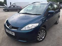 Подсветка номера Mazda 5 (CR) 2005-2010 Минивэн Бензин 1.8 л OEM- Под заказ