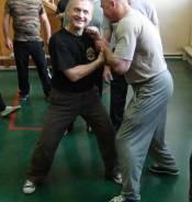 Тренировка-семинар с мастером русского боя Алексеем Гудковым